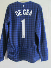 Manchester United 2012-2013 Portero de GEA Camiseta de Fútbol Adulto Pequeño / 39207