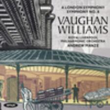 Vaughan Williams - A London Symphony, Symphony No.8 [New CD]
