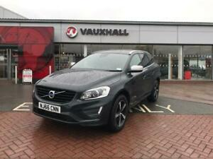 2016 Volvo XC60 R Design Lux 2.4 D4 5DR AWD Geartronic Automatic Estate Diesel A