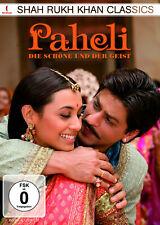 PAHELI -  Bollywood Film DVD Shahrukh Khan Classics