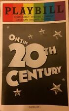 10  On The 20th Century Broadway PRIDE Playbill June 2015