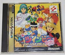 (Used) Sega Saturn Detana Twinbee Yahho! Deluxe Pack [Japan Import]