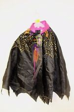 HALLOWEEN - Ladybird Girls Age One Size Witches Outfit With Clock & Wand BNWT
