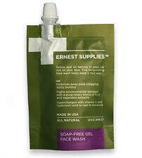 Ernest Supplies Soap-Free Gel Face Wash, 3 fluid ounces