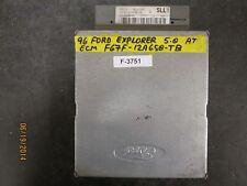 96 FORD EXPLORER 5.0 AT ECM #F67F-12A650-TB *See item description*(F-3751)