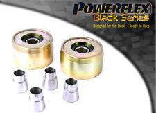 Powerflex BLACK Poly Bush For Ford Escort MK5 6 RS2000 4X4 Front Wishbone Rear 5