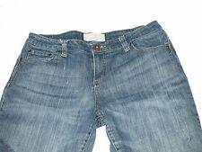 Maurices Size 11/12 Short Denim Premium Jeans Distressed