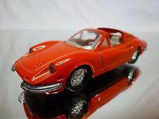 NOREV JET-CAR 824 FERRARI 246 GTS DINO - RED 1:43 - GOOD CONDITION