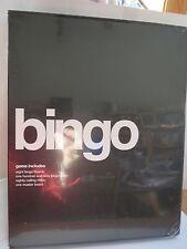 Crate & Barrel BINGO Game - 8 Cards - BRAND NEW