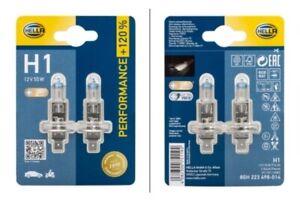 HELLA Glühlampe, Abbiegescheinwerfer PERFORMANCE UP TO 120% 8GH 223 498-014
