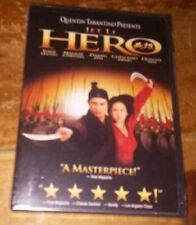 Jet Li - Hero Dvd Brand New Sealed Never open Quentin Tarantino Presents Movie