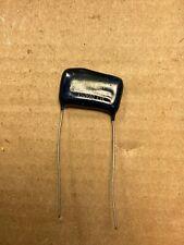 Nos Vintage Paktron Navy Blue Drop .047 uf 150v Ac Guitar Amp Capacitor (Qty Av)