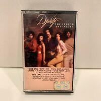 Dynasty - The Second Adventure Cassette Solar Records Disco Rare OOP