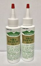 Wild Growth Hair Oil 4oz PACK OF 2 Pieces