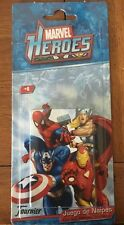 Marvel Heroes PLAYING CARDS DECK