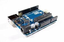 Uno R3 mit ATmega328P, ATmega16U2 inkl. USB-Kabel, 5V, 16MHz, Arduino kompatibel