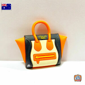 Mini Collectables - Miniature C Handbag ! Great for Little Shop Collector 1:12