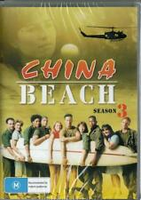 CHINA BEACH SEASON 3 - CLASSIC NEW & SEALED DVD FREE LOCAL POST