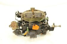 MerCruiser Rochester Quadrajet 5.0 LLX MIE 1347-9661 PARTS ONLY Marine Carb