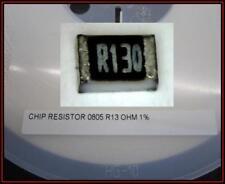 SMD sono denominati resistor strommesswiderstand 0,13 Ohm 0r13 0,125w 1% 0805 5000 pezzi