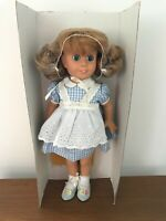 "Chatty Cathy Doll in Her Party Dress by The Ashton-Drake Galleries 20"" Tall NIB"