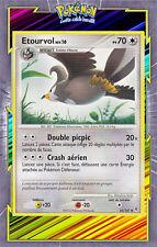 Etourvol - Platine:Vainqueurs suprêmes - 85/147 - Carte Pokemon Neuve Française