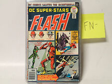 Dc Super-Stars Vol. 1 #5 Dc Comics 1976 Fn- The Flash