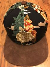 Chicago Blackhawks New American Needle Floral Brown Adjustable strap brand new