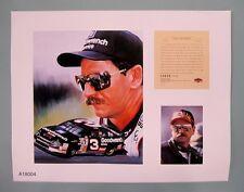 Dale Earnhardt Sr. 1997 Nascar 11x14 Lithograph Print (scare)