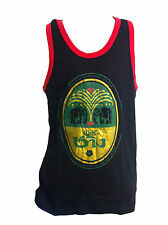 Chang Beer Singlet Vest Top Black/red size M **UK STOCK** New