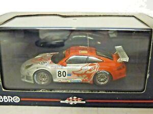 Ebbro Porsche 911GT3 RSR Le Mans 2005 Flying Lizard Motosport No.80 REF:778