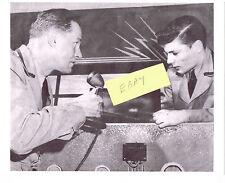 CAPTAIN VIDEO TV PHOTO SCI-FI 1949-55 SNAPSHOT 8X10 RARE AL HODGE