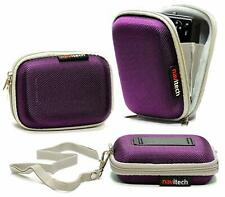 Navitech Purple Case For The Kodak PIXPRO FZ152 Camera NEW