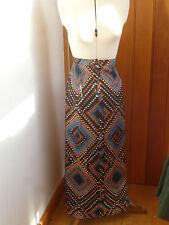 Atmosphere Full Length Polyester Maxi Skirts for Women