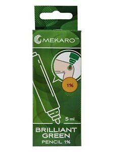 Russian Zelyonka Brilliant green Antiseptic Pencil - 5ml Viride nitens зелёнка