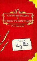 Fantastic Beasts y Dónde To Find Les Rústica Newt Scamander J. K. Rowling