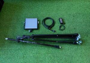 Viltrox JYLED 500s - 480 LED Bi-Color Studio Light + Stand