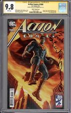 ACTION COMICS  #1000  CGC SS 9.8  (REMARQUED & SIGNED BY LEE BERMEJO)