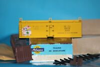 Road Number HOLLYWOOD AN WESTERN 5200  4548 SCENIC WEST HO Athearn Blue Box Car