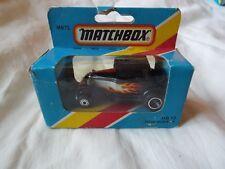 MADE IN MACAU MATCHBOX MB73 FORD MODEL A