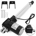 DC 12V Linear Actuator 1320LB/6000N 200mm for Auto Car Lift Heavy Duty Medical