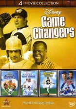 Angels In The Outfield+Infield+Endzone+The Perfect Game Game Changers Reg1 4xDVD