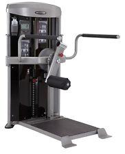 Multi-Hip-Maschine mit 95 kg Gewichtspaket, Gesäßtrainer, Mega Power Serie