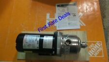 Franklin Electric 15FMH1S4 Booster Pump 15FMH1S4-T 1 HP 115/230V Multistage 240