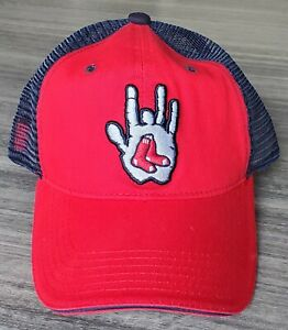 Official Boston Red Sox Jerry Garcia Day Hat Grateful Dead Adjustable NEW SGA