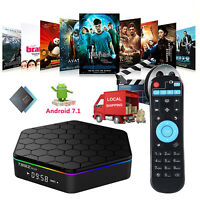 2019 2+16GB T95Z Plus Amlogic S912 Android 7.1 Octa Core Smart TV BOX US STOCK