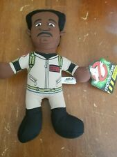 "Ghostbusters Winston Zeddemore Plush Buddy 14"" Doll 2011 Toy Factory"