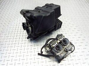2005 88-07 Kawasaki EX250 Ninja 250R Carburetor Carb Intake Airbox Air Box OEM