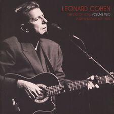 Leonard Cohen - The End Of Love Volume 2 - Sealed Double Vinyl LP