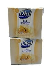 6 Bars Dial Complete 2 in 1 Manuka Honey Moisturizer & Antibacterial Beauty Soap